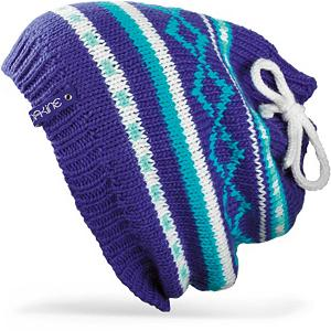 Snowboard Dakine Heidi Womens Hat - The Dakine Heidi is an awesome piece of riding gear from women. The Heidi starts as a beanie walking to the mountain, but as the wind picks up you can convert the beanie to a neck warmer and vise versa. Full fleece lining keeps every part that the Heidi touches warm. With stunning detail the Heidi is fashionable with amazing rider features. . Battery Heated: No, Material: Fleece, Lined: Yes, Type: Beanie, Model Year: 2013, Product ID: 285062 - $19.91