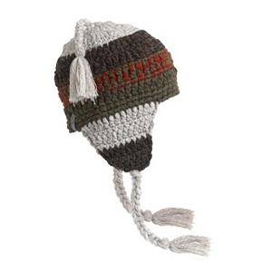 Snowboard Turtle Fur Joe Seafus Hat - When you gotta keep your head warm, the Joe Seafus hat is the way to go. This earflap hat is super warm and comfortable on your head, keeping you outside as long as you want to be out there without freezing your ears off. This hat is fully lined with fleece to add to the warmth factor and the hand crocheted construction adds go-anywhere style. . Warranty: One Year, Battery Heated: No, Material: Wool/Synthetic Blend, Lined: Yes, Type: Earflap, Model Year: 2013, Product ID: 285708 - $30.00