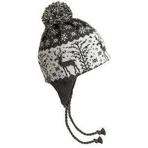 Snowboard Turtle Fur Dear Deer Earflap Womens Hat - The Turtle Fur Dear Deer Earflap Hat is cute and cozy and perfect for any adventure that leads you into the cold outdoors. With its handcrafted wool and lined with soft Turtle Fur, you'll love the feel and the warmth that you get when you wear the Dear Deer Earflap Hat. . Warranty: One Year, Battery Heated: No, Material: Wool, Lined: Yes, Type: Earflap, Model Year: 2014, Product ID: 285746 - $45.00