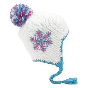 Snowboard Coal Greta Womens Hat - If you want to stay super cozy this winter then wear the stylish and cute Coal Greta Hat. Its silky Acrylic with Poly Fleece Band is so comfy and warm that you won't mind spending time outdoors when the temperatures are falling. The soft fleece lining adds to the warmth and the hand-embroidered snowflakes make this Coal Greta Hat super cute. . Bearing Grade: Performance, Warranty: Other, Battery Heated: No, Material: Synthetic, Lined: Yes, Type: Earflap, Model Year: 2012, Product ID: 289496, Model Number: 1020773 WHITE, GTIN: 0842852061156 - $24.95
