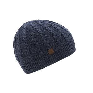 Snowboard Coal Finley Hat - The Coal Finley Hat is super soft and warm. It will keep your ears and head warm even when the temperatures start to plummet. Designed with Merino Wool with a poly fleece band, this cable patterned hat is very comfortable and will ensure your head stays dry and warm. . Bearing Grade: Performance, Warranty: Other, Battery Heated: No, Material: Wool/Synthetic Blend, Lined: Yes, Type: Beanie, Model Year: 2012, Product ID: 289812, Model Number: 1120252 NAVY - $22.99