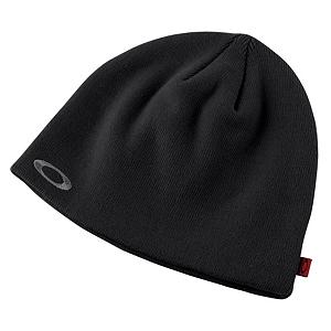 Snowboard Oakley Fine Knit Beanie Hat - Stay warm and keep your dome protected with the Oakley Fine Knit Beanie. This 100 percent acrylic beanie features a snug fit that offers good coverage and the embroidered icon adds a little style to the bold colors of the Oakley Fine Knit Beanie. . Warranty: One Year, Battery Heated: No, Material: Synthetic, Lined: No, Type: Beanie, Model Year: 2014, Product ID: 291743, Model Number: 91099-001, GTIN: 0883889908526 - $22.00
