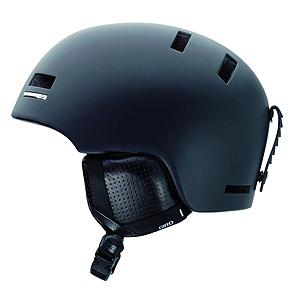 Snowboard Giro Shiv Helmet - The Giro Shiv is the ultimate park and pipe helmet. It's light weight, low profile and features an interior subliner that will give you the best fit and goggle set up options in a snow helmet, it's up to you to dial it in. The interior subliner allows you to customize your pads or pull them out completely for the ultimate in rider tuned fit. A soft Velcro free fabric is laminated to the EPS foam on the inside of the helmet to make the fit more comfortable or if you want to remove the padding to accommodate a beanie or goggle strap. The in-mold construction fuses the helmet's outer shell with an impact-absorbing EPS liner. The two materials are fused together, and one is reinforced by the other. This 'exoskeleton' allows Giro to engineer this Giro Shiv helmet to be lighter, better ventilated and a lot more durable. Giro's Fit Kit system allows you to dial in your fit for maximum comfort as you take to the slopes in safety. When you get your helmet there will be a pad kit of varying thicknesses that will allow you to mix and match pads to customize the fit of your helmet. Super cool vents pull cool, fresh air into the helmet while pushing heat and stale air out. Don't be caught without your Shiv while on the mountain mastering your skills while with your friends, or in the park. Features: Fit Kit Pad System, 8 Super Cool Vents. Certifications: CE EN 1077, Warranty: Lifetime, Gender: Mens, Special Features: Super Cool Venting, Special Features: Removable Liner, Race: No, Category: Half Shell, Audio: Audio Compatible, Brim/Visor: No, Ventilation: Fixed, Custom Fit Adjustment: No, Year Round Capable: No, Shell Construction: In Mold, Model Year: 2011, Product ID: 185439 - $39.95