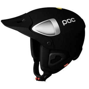 Snowboard POC Synapsis 2.0 Helmet - When a helmet is light but still meets safety regulations and provides a sleek style, then you know you have found something great! The Synapsis 2.0 ski helmet by POC is a helmet that does just that. With this adult ski helmet, you will be provided full safety as it is certified according to the CE-1077 as well as ASTM standards. This is all made possible by using POC's patent pending ballistic Anti Penetration Barrier. In the injection process, the Aramid is placed between the thin outer shell and the liner. This makes the helmet withstand penetration despite its low weight. The Synapsis 2.0 helmet has a brim for added style and safety. The brim will help to block out the suns rays as well as deter debris and other elements from coming in contact with your face or goggles. The brim also adds a sophisticated, and ultra sporty look to the helmet. The bold and clean color of this POC helmet will keep you looking fresh and clean as you power down the slopes. The technology of the Synapsis 2.0 helmet was created to give you a comfortable experience, safe experience. Features: Penetration-resistant air-vent cap. Certifications: EN 1077, ASTM F 2040, Warranty: One Year, Gender: Mens, Special Features: Turnring Adjustment System, Special Features: Aramid Membrane, Race: No, Category: Half Shell, Audio: Audio Compatible, Brim/Visor: Yes, Ventilation: Fixed, Custom Fit Adjustment: Yes, Year Round Capable: No, Shell Construction: In Mold/Hard Shell, Model Year: 2014, Product ID: 195404, Model Number: 10160 02 L, GTIN: 7332522089120 - $159.93