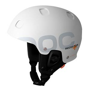 Snowboard POC Receptor+ Helmet - If you have run out of room for all of your various helmets, can them and make more room with the Receptor+ helmet by POC! This adult helmet serves as a ski, snowboard, skateboard, bike or water helmet. The versatility of the Receptor+ is pretty amazing! It even has the proper certifications for all three different environments. It is constructed with the POC patented VDSAP system with double overlapping shells and state-of-the-art materials such as an in-molded aramid barrier. Although there are two shells constructed within this helmet, there is a penetration-proof ventilation system with airflow channels in between these two shells. When you begin your activity and start working up a sweat, this POC helmet will work to create a comfortable airflow for you. The multi-purpose lining is great for both liquid and frozen water. It is a comfortable lining that will keep you safe and comfortable throughout the duration of your activities. Because the Receptor+ helmet can be used in several different situations, it is important that it looks versatile as well. This helmet offers a clean and hip look that is easily interchangeable from the slopes to the skate park. Features: Ski, Water, And Bike Compatible. Model Year: 2014, Product ID: 195425, Model Number: 10220 01 L, GTIN: 7332522075260, Shell Construction: Hybrid, Year Round Capable: Yes, Adjustability: None, Ventilation: Fixed, Brim/Visor: No, Audio: Audio Compatible, Category: Half Shell, Race: No, Special Features: SEPP Liner, Special Features: Multi Sport Lining, Gender: Mens, Warranty: One Year, Certifications: EN 1077 - Class B, ASTM F 2040, EN 1078, EN1385, ASTM F 1447, ASTM F 1492, U.S. CPSC 12.03 - $89.99