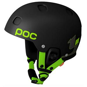 Snowboard POC Receptor Bug TJ Schiller Edition Helmet 2014 - The Receptor Bug TJ Schiller Helmet is created especially for snow sports. This adult helmet by POC is created with a patented system that has double overlapping shells that allows air in and heat out, all while protecting your head. Ventilation is also provided in the Receptor Bug helmet. It can be closed on colder days. The outer shell makes for tough and durable construction and provides excellent protection with the help from the in-mold liner. The Receptor Bug ski helmet offers a clean design created by POC. This helmet is also part of POC's BUG Series. The BUG series was developed to meet the demands of today's skiers that are stretching the limits beyond what was thought to be possible only a few years back. The BUG series was derived from POC's groundbreaking research and products on how to improve protection and performance. This is a great helmet, offering a sleek look and an abundance of comfort and protection. This Receptor bug helmet is designed specially by freeskier, TJ Schiller. With stunning graphics and colors visible from miles away, this helmet is awesome! . Certifications: EN 1077 - Class B, ASTM F 2040, Warranty: One Year, Gender: Mens, Special Features: EPS/Polycarbonate Liner, Special Features: Double Shell, Bearing Grade: Performance, Race: No, Category: Half Shell, Audio: Audio Compatible, Brim/Visor: No, Ventilation: Fixed, Custom Fit Adjustment: No, Year Round Capable: No, Shell Construction: In Mold/Hard Shell, Model Year: 2014, Product ID: 195464, Model Number: 10410 02 XL, GTIN: 7332522090966 - $119.93