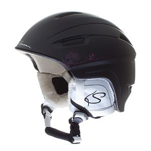 Snowboard Salomon Pearl Origins Womens Helmet - Finding a women's helmet that looks good seems to always be a problem. Look no further the Salomon Pearl Origins is a great helmet that looks spiffy. The liner is removable and washable so you can always be smelling you best. The Ear Pads are removable in the spring, and the Airflow Concept Ventilation System will always keep your temperature regulated. Faux Fur Ear Pad are soft and warm as a kitten wrapped around your head. . Certifications: CE-EN1077/ASTM F-2040, Warranty: One Year, Special Features: Airflow Concept Ventilation System, Race: No, Category: Half Shell, Brim/Visor: No, Ventilation: Fixed, Custom Fit Adjustment: No, Year Round Capable: Yes, Shell Construction: In Mold, Model Year: 2013, Product ID: 235340, Audio: Not Compatible, Special Features: Removable/Washable Liner, Gender: Womens - $49.88