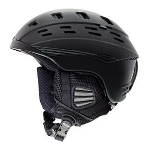 Snowboard Smith Variant Helmet - The Variant's modern twist on a traditional profile masks advanced performance features like Smith's Hybrid Shell construction, AirEvac 2 ventilation, and a fit that is the undisputed king of integration. AirEvac 2 is the ultimate in goggle-helmet integration. It connects shell vents and internal EPS channels to increase airflow and evacuate warm, moist air to prevent goggle fogging.The adjustable Boa fit system offers a no fuss method of customizing the fit of the helmet. Classic styling modernized through performance is a hallmark of the Variant that is sure to garner much attention. . Model Year: 2013, Product ID: 239448, Shell Construction: In Mold/Hard Shell, Year Round Capable: No, Custom Fit Adjustment: Yes, Ventilation: Adjustable, Brim/Visor: No, Audio: Audio Compatible, Category: Half Shell, Race: No, Special Features: Boa Fit System, Gender: Mens, Warranty: Lifetime Warranty, Certifications: ASTM F 2040, CE EN 1077:2007 CLASS B - $99.95