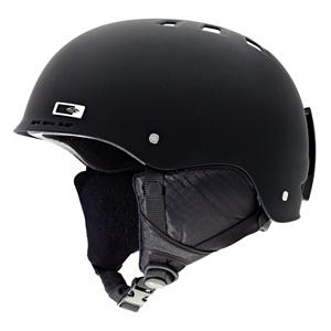 Snowboard Smith Holt Helmet - From the skate park to the terrain park, the Smith Holt has you covered with smooth style and an all-season, convertible pad kit. AirEvac uses a system of shell vents to actively pull warm, moist air out of the user's goggles and exhaust it out of the helmet to prevent fogging. Airflow Climate Control allows you to adjust the vents to keep your head warm or cool. The Smith Holt comes with a convertible Pad Kit for all-season use. . Certifications: ASTM F 2040, CE EN 1077:2007 CLASS B, CPSC CE EN 1078, Warranty: Lifetime, Gender: Mens, Race: No, Category: Half Shell, Audio: Audio Compatible, Brim/Visor: No, Ventilation: Fixed, Custom Fit Adjustment: No, Year Round Capable: Yes, Shell Construction: Hard Shell, Model Year: 2014, Product ID: 239538, Model Number: H12-HLBMSM, GTIN: 0715757371456 - $49.93