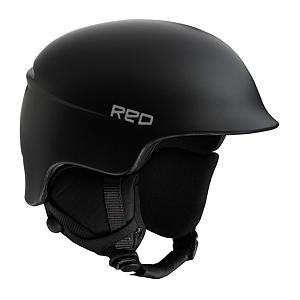 Snowboard R.E.D. Aletta Womens Helmet - Get the most out of every run with the R.E.D. Aletta's lightweight profile, brim styling for superior goggle interface and RED's Air Band 270 Fit System. Performance plus protection never looked so good. With a Women's specific design to ensure that you're at the height of your performance and comfortable, there's nothing like the feel of the RED Collection Aletta Womens Helmet. These RED Aletta Helmets are audio capable so you can turn this stylish helmet into an audio-playing helmet with an Audio/Subwoofer Ear Pad (Sorry, not included just compatible). But you do have the Quick Clip Ear Pads which are included and give you enhanced warmth the way ear-muffs would for added comfort and protection against those wicked winter winds. Just snap 'em in and you're ready to ride. Outfitted with Airvanced Ventilation which allows you to control the helmet's climate and keep you cool when things get steamy. This helmet is also equipped with a Removable Goggle Gasket allowing you to fully remove the shield which eliminates the gap between goggle and helmet while remaining windproof and breathable. Designed with an Ultra Lightweight In-Molded Polycarbonate Shell, the RED Aletta Womens Helmet is the best and warmest protection you can get for your head in the event of a minor mishap. Features: GlovesOn Buckle, REDphones Audio Accessory Compatible, Goggle Gasket. Certifications: ASTM 2040 and CE 1077B, Warranty: One Year, Gender: Womens, Special Features: AirBand 270 Fit System, Race: No, Category: Half Shell, Audio: Audio Compatible, Brim/Visor: Yes, Ventilation: Adjustable, Custom Fit Adjustment: Yes, Year Round Capable: Yes, Shell Construction: In Mold, Model Year: 2012, Product ID: 246724 - $69.95