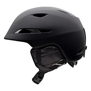 Snowboard Giro Montane Helmet - Brand new for 2013 comes the ultra lightweight Giro Montane Ski Helmet that is an updated version of the ultra popular G10 helmet. Not only is this helmet lightweight but it also features a carabineer and a new trip clip that allows you to lock the Montane on your pack when you aren't using it. This helmet features progressive Stack Ventilation which allows you to align the Stack Vent in the Montane with the center vent of your goggles to help keep them clear and fog free while still keeping everything aligned and comfortable. The Montane from Giro also has 12 Super Cool vents with Thermostat control that allows you to control the amount of air that flows in and out of your helmet to keep you cool while out on the hill. The In-mold construction of this helmet adds to the lightweight and cool aspects and with the Roc Loc 5 Fit System will provide you with unmatched comfort, stability and adjustability so you can fine tune the fit tension so you get the exact right fit for all day comfort. . Certifications: ASTM F2040 and CE EN 1077, Warranty: Lifetime, Gender: Mens, Special Features: Super Fit Engineered, Race: No, Category: Half Shell, Audio: Audio Compatible, Brim/Visor: No, Ventilation: Adjustable, Adjustability: Full, Year Round Capable: No, Shell Construction: In Mold, Model Year: 2014, Product ID: 277613, Model Number: 2033758, GTIN: 0768686849442 - $89.89