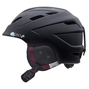 Snowboard Giro Decade Womens Helmet - Designed specifically for women the Giro Decade has raised the bar for style and performance for the women looking for style, performance and value. It has all the features of Giro's Nine.10 and adds considered finishing throughout specifically for women. The In form fit system allows you to adjust the fit so you get a secure and comfortable fit. The Decade is compatible with all after market TuneUps systems so you can listen to your favorite tunes while flying down the slopes. In mold construction and 14 Super Cool vents with Weatherstrip vent shield allows you to keep your head cool when the it starts to get hot. . Certifications: ASTM F2040 / CE EN1077, Warranty: Lifetime, Gender: Womens, Special Features: Super Fit Engineered, Race: No, Category: Half Shell, Audio: Audio Compatible, Brim/Visor: No, Ventilation: Adjustable, Custom Fit Adjustment: Yes, Year Round Capable: No, Shell Construction: In Mold, Model Year: 2013, Product ID: 277722 - $59.88