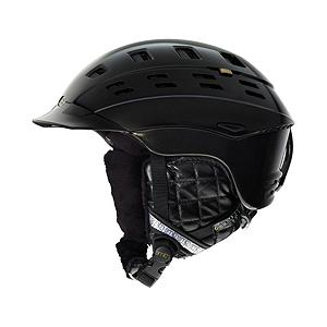 Snowboard Smith Variant Brim Womens Helmet - The Smith Variant Brim helmet is always imitated but never duplicated. A leader in the marketplace for innovation the Variant Brim offers a lightweight, high impact Hybrid shell construction with a slew of features you have come to expect from Smith. The AirEvac 2 Ventilation system offers a seamless integration with your goggles that virtually eliminates fog by keeping the air circulating. The low profile Regulator climate control with 22 vents and the X-Static performance liner is the ultimate in thermo dynamic management technology that provides all day wear and comfort. An easily adjustable Boa fit system offers a custom feel with a spin of the dial even with gloves on. You'll appreciate the well thought out design and dedication Smith put into the Variant Brim and wonder why you ever wore anything else. Features: Optional Skullcandy Audio System Available. Certifications: ASTM F 2040, CE EN 1077:2007 CLASS B, Warranty: Lifetime, Gender: Womens, Race: No, Category: Half Shell, Audio: Audio Compatible, Brim/Visor: Yes, Ventilation: Adjustable, Custom Fit Adjustment: Yes, Year Round Capable: No, Shell Construction: In Mold/Hard Shell, Model Year: 2013, Product ID: 280215 - $99.95