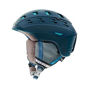 Snowboard Smith Variant Womens Helmet - The Variant's modern twist on a traditional profile masks advanced performance features like Smith's Hybrid Shell construction, AirEvac 2 ventilation, and a fit that is the undisputed king of integration. AirEvac 2 is the ultimate in goggle-helmet integration. It connects shell vents and internal EPS channels to increase airflow and evacuate warm, moist air to prevent goggle fogging.The adjustable Boa fit system offers a no fuss method of customizing the fit of the helmet. Classic styling modernized through performance is a hallmark of the Variant that is sure to garner much attention. . Custom Fit Adjustment: Yes, Year Round Capable: No, Shell Construction: In Mold/Hard Shell, Product ID: 280233, Model Year: 2013 - $89.91