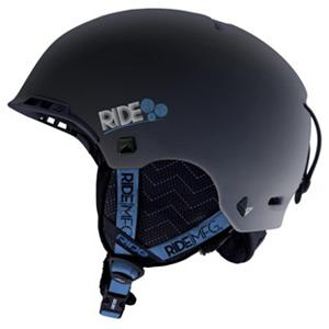 Snowboard Ride Pixie Womens Helmet - Ride with confidence while wearing this first-rate in-mold helmet featuring a new design that is ultra lightweight and low profile. This quality helmet features the RideDial Fit System for an easy, comfortable custom fit. New Ride Prime goggle strap and detachable ear pads with integrated speaker frames round out the features. Top it off with the Ride Premium Audio Kit and you'll be rockin' out while reducing the risks that can come with the head banging. Features: Heat Sealed & Stitched Liner with Airmesh, Ride Prime GRS Passive Venting. Warranty: One Year, Model Year: 2013, Product ID: 280662, Shipping Restriction: This item is not available for shipment outside of the United States., Shell Construction: In Mold, Year Round Capable: No, Custom Fit Adjustment: Yes, Ventilation: Fixed, Brim/Visor: No, Audio: Comes With, Category: Half Shell, Race: No, Gender: Womens, Certifications: ASTM F2040, CE EN1077:2007 B - $59.91