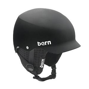 Snowboard Bern Baker Hard Hat - When you want solid protection for your head then go with the Bern Baker Hard Hat. The Burly ABS Shell was specifically designed to hold the Brock Impact Foam. The Brock Impact Foam is a very breathable foam so you won't feel stifled under the hard hat. Designed to take multiple low impact hits, this hard hat is quite comfortable thanks to the porous closed cell foam which allows air and moisture to circulate so you can stay cool and dry in the summers and warm and dry in the winters. . Certifications: N/A, Warranty: One Year, Gender: Mens, Race: No, Category: Half Shell, Audio: Not Compatible, Brim/Visor: Yes, Ventilation: None, Custom Fit Adjustment: Yes, Year Round Capable: Yes, Shell Construction: Hard Shell, Model Year: 2013, Product ID: 281443 - $69.99