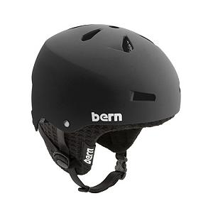 Snowboard Bern Macon Hard Hat - When you wear the Bern Macon Hard Hat you'll be able to keep your head protected when you're biking, skating or hitting the mountain for some skiing or snowboarding. This all-season helmet boasts a subtle Bern design on the exterior. The Hard Hat construction is made with Brock Impact Foam which is soft and breathable. Its porous closed cell foam makes it easy for air and moisture to circulate so you can stay dry and comfortable in almost any conditions. The knit liner is very comfortable and makes wearing the Hard Hat easy on the head. Plenty of features are found on the Bern Macon Hard Hat so it's no wonder some of the finest shredders wear this atop their head. . Certifications: N/A, Warranty: One Year, Gender: Mens, Special Features: 13 Vents with Removable Vent Cover, Race: No, Category: Half Shell, Audio: Not Compatible, Brim/Visor: No, Ventilation: Fixed, Custom Fit Adjustment: Yes, Year Round Capable: Yes, Shell Construction: Hard Shell, Model Year: 2013, Product ID: 281470 - $69.99