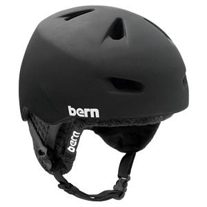Snowboard Bern Brentwood Helmet - When you're skiing on a cool winter day make sure that your head stays warm and protected with a Bern Brentwood Helmet. The Bern Brentwood Helmet is designed for comfort, functionality and personality. The Brentwood is made with Zipmold Construction which has a tough PVC thin shell exterior along with liquid-injected Zipmold interior for any high-impact tumbles. Thirteen vents ensure that you can stay dry and comfortable all year round and the knit liner adds extra warmth on those frigid days of winter. Just remove it in the summertime so you don't overheat. The Bern Brentwood Helmet is prefect for all-sports in all-seasons and will adjust so you can have a customized fit the whole time. . Certifications: CPSC, ASTM F 2040, EN1077B and EN1078, Warranty: One Year, Gender: Mens, Race: No, Category: Half Shell, Audio: Not Compatible, Brim/Visor: No, Ventilation: Fixed, Custom Fit Adjustment: Yes, Year Round Capable: Yes, Shell Construction: In Mold, Model Year: 2013, Product ID: 281519 - $69.99