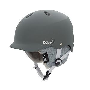 Snowboard Bern Lenox EPS Womens Helmet - The Bern Lenox Ski Helmet is an all-season way to keep your head protected. Whether you find yourself on the slopes, the park or grinding rails in the summertime, this helmet will keep that head intact if you eat it on a jump. Its Thin Shell design is an improved ABS with EPS hard foam for the best protection and the expanded polystyrene hard foam interior keeps you safe on hard-impact falls. The Bern Lenox Helmet is adjustable too so you can wear a hat in the cold and stay comfortable, then adjust it for the warm weather when you hit the skateboard. . Bearing Grade: High Performance, Model Year: 2013, Product ID: 281608, Model Number: W5EGGBSM, GTIN: 0843990043738, Shell Construction: In Mold, Year Round Capable: Yes, Custom Fit Adjustment: Yes, Ventilation: Fixed, Brim/Visor: Yes, Audio: Not Compatible, Category: Half Shell, Race: No, Gender: Womens, Warranty: One Year, Certifications: CPSC, ASTM F 2040, EN1077B, EN1078 - $49.92