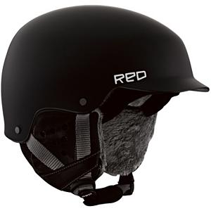 Snowboard R.E.D. Asylum Womens Helmet - The Asylum from R.E.D. brings together the tried and true low profile helmet with a womens specific design. The durable Injected ABS Shell will keep your head protected on those runs where you try to show off the new unintentional headstand you have been working on. The Airvanced Ventilation is a concealed venting system on the Asylum which keeps your head dry and your goggles fog free. The Asylum features a stylish brim for seamless goggle integration and if we can be honest for just a minute, it looks really good. The liner and ear pads on the Pure are lined with long haired fleece so while you are braving the elements on the mountain your head feels like it is curled up next the fire drinking hot coco. Asylum helmets are audio capable so you can turn this baby into an audio-playing bucket with some sick new REDphones (Sorry, ladies, not included just compatible). It is crazy how good you will look and how safe you will feel while owning the mountain in the R.E.D. Asylum. Features: Removable Ear Pads, REDphones Audio Accessory Compatible. Certifications: CE 1077B, Warranty: One Year, Special Features: Removable Goggle Clip, Race: No, Category: Half Shell, Audio: Audio Compatible, Brim/Visor: Yes, Ventilation: Fixed, Adjustability: None, Year Round Capable: No, Shell Construction: Hard Shell, Model Year: 2013, Product ID: 283869, Model Number: 278571-001S, Gender: Womens - $49.89