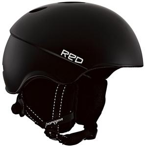 Snowboard R.E.D. Paragon Womens Helmet - The Paragon is the choice for R.E.D. womens team riders, dialed with all the Hi-Fi features and designed with womens specific comfort in mind. You will hardly notice that you are even wearing the lightweight R.E.D. Paragon helmet because it is designed with an Ultra Lightweight In-Molded Polycarbonate Shell and with a Vent Mesh. It is the best way to ride with room for wearing your favorite beanie underneath. The liner and ear pads on the Pure are lined with long haired fleece so while you are braving the elements on the mountain your head feels like it is curled up next the fire drinking hot coco. Paragon helmets are audio capable so you can turn this baby into an audio-playing bucket with some sick new REDphones (Sorry, ladies, not included just compatible). Feel safe and look good all day with R.E.D. Paragon, a helmet that was designed just as much to be comfortable as it was to be safe. Features: REDphones Audio Accessory Compatible. Certifications: ASTM 2040 and CE 1077B, Warranty: One Year, Gender: Womens, Special Features: Air Band Fit System, Race: No, Category: Half Shell, Audio: Audio Compatible, Brim/Visor: No, Ventilation: Fixed, Custom Fit Adjustment: Yes, Year Round Capable: Yes, Shell Construction: In Mold, Model Year: 2013, Product ID: 283877 - $59.91