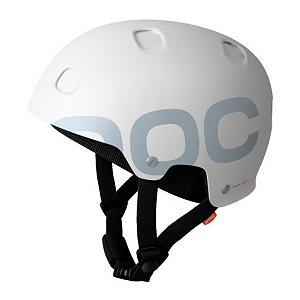 Snowboard POC Receptor Crown Helmet - Taking all the technology from the most appreciated helmet in their line, the Receptor Bug, POC created the Receptor Crown Helmet which adds the beauty of air channels so you can stay dry instead of sweaty and chilly. The Double Shell technology allows for great flow through venting that is puncture proof and adjustable. Inside the hard outer shell EPS and Polycarbonate create the inner liner for protection when you take a fall and all day comfort. Equipped with a stretchy headband as opposed to the neck/ear piece, to make for a very comfy fit. This headband is removable so you can easily wash it. Trust the safety of your head with a POC Receptor Crown Helmet and you'll not only stay protected but your head will be warm and dry all day. . Certifications: EN 1077 - Class B, ASTM F 2040, Warranty: One Year, Gender: Mens, Special Features: EPS Liner, Race: No, Category: Half Shell, Audio: Audio Compatible, Brim/Visor: No, Ventilation: Adjustable, Custom Fit Adjustment: No, Year Round Capable: No, Shell Construction: In Mold/Hard Shell, Model Year: 2011, Product ID: 293515 - $49.95