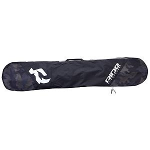 Snowboard Perfect for either storing you board or for throwning it in the trank on your way to the hill. The Unforgiven Board Sleeve offers minor abrasion protection with a secure zipper closure. So iw will keep your board warm and cozy when not in use and kepp it safe for local manuvering. With and easy to carry center tow handle this bag is a great for basic coverage and local manuvering.  Minor Abrasion Board Protection,  Secure Zipper Closure,  Center Tow Handle,  GTIN: 0886745028208, Model Number: R1201004, Shipping Restriction: This item is not available for shipment outside of the United States., Product ID: 281166, Model Year: 2013, Wheeled: No, Degree of Padding: None, Gear Volume: 50L, Max Board Size: 157cm, ID Tag: No, Padded Inside: None, Exterior Pockets: No, Material: Nylon, Warranty: Three Year - $19.93