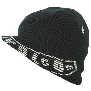 Snowboard Volcom Hide Visor Snowboard Hat - The Volcom Hide Visor Snowboard Hat gives you a few options when you're heading out to the mountain. Its reversible with the option of hiding the visor if you want to change up the look. This Hide Visor Hat will keep your head and ears warms whether you're shredding the mountain or just hanging out with your buds. . Warranty: One Year, Battery Heated: No, Material: Cotton, Lined: No, Type: Brim, Model Year: 2012, Product ID: 256494 - $16.99