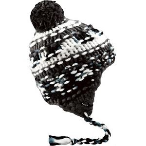 Snowboard Burton Nana Earflap Womens Hat - The Burton Nana Earflap Hat is cute and fun for the mountain and will also keep your ears, head and face toasty warm on those cold winter days. Made with 100% Acrylic you will have a soft fabric to ensure that you feel good while looking good when you're out and about in the winter. . Warranty: One Year, Battery Heated: No, Material: Synthetic, Lined: No, Type: Earflap, Model Year: 2013, Product ID: 289548, Shipping Restriction: This item is not available for shipment outside of the United States. - $29.00