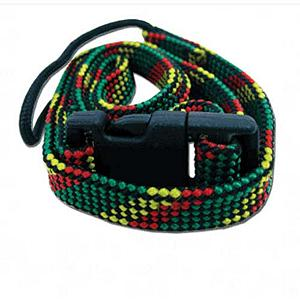 Snowboard One Ball Jay Rasta Snowboard Leash - Lightweight webbing with quick release buckle. . Model Year: 2012, Product ID: 114388 - $7.95