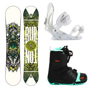 Snowboard Burton TWC Standard Complete Snowboard Package 2013 - If you want an all-mountain, freestyle board, binding and boot combination then look no further than the Shaun White inspired Burton TWC Standard Snowboard Package. The TWC Standard Snowboard boasts a V-Rocker for all-mountain versatility. The directional flex focuses the pop in the tail and leaves the nose in check for better control and float. The Ride EX Snowboard Bindings are both versatile and durable. No wonder they work so well on the TWC Standard Board. You'll have the Foundation for all-mountain mid-flex performance as well as the Wedgie 1.5 footbed which has a subtle angle to provide the perfect mix of comfort and support. Finally, you have the Salomon Faction FS Snowboard Boots. Salomon's own Speed Powerlace System makes getting to the mountain quicker and allows easy adjustments on the fly. Memory foam comforts your feet as Autofit self-adapts to the shape of your feet giving you a customized fit every time. Designed for awesomeness and equipped with power and performance, the Burton TWC Standard Package is perfect for the park-slayer and the mountain shredder. . Recommended Use: All-Mountain Freestyle, Snowboard Rocker Profile: Rocker, Package Type: Board, Boots, and Bindings, Model Year: 2013, Product ID: 304780, Gender: Mens - $479.99