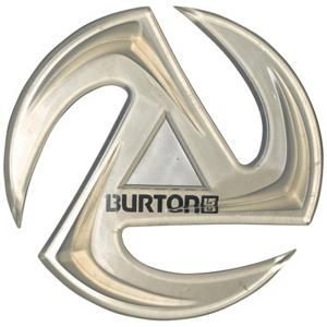 Snowboard Burton Air Logo Mat Snowboard Stomp Pad 2013 - The easy to apply large Air Logo Mat by Burton provides superior foot coverage for a much needed extra ninja grip. Be deadly accurate every time. . Shipping Restriction: This item is not available for shipment outside of the United States., Product ID: 197938, Model Year: 2013 - $9.99