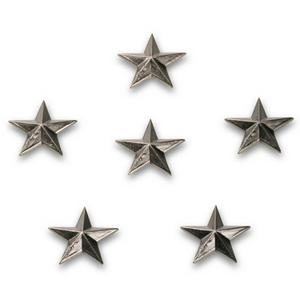 Snowboard Dakine Star Studs Stomp Pad 2013 - Salute to your own stars with the Dakine Star Studs Stomp Pad. Six per pack allow for a full customizable experience for your snowboard. Plated aluminum for lightweight style. . Model Year: 2013, Product ID: 281225 - $9.99
