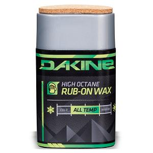 Snowboard Dakine High Octane Rub On Wax 2013 - On-The-Go waxing has never been this fast. Looking for a way to wax up your skis and snowboards quicker? Well then look no further than the Dakine High Octane Rub on Wax. The wax is an all temperature fluorinated wax with the buffer situated on the cap. No mess, no missing tools - just lightning-fast speed that will leave you wishing you'd tried a rub-on style wax a long time ago. . Product ID: 281220, Model Year: 2013 - $16.99