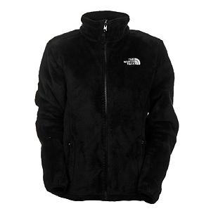 Snowboard The North Face Osito Womens Fleece Jacket is comprised of an incredibly soft, silken fleece. This full zip jacket keeps female explorers warm and comfortable beneath its lavish fabric. Designed to be worn as a causal outer layer in cold weather conditions or a layer under a jacket for the especially cold days, sport the Osito Womens Fleece Jacket on down-time around base camp, shredding the hill or on romps around town. Snuggle up inside the high-loft warmth of this silky fleece jacket. The brushed collar lining is easy on the neck, and durable elastic-bound cuffs with concealable snap closures keep the cold out. This fleece includes two handwarmer pockets, a hem cinch cord keeps out drafts and is zip-in compatible with other The North Face jackets.  Standard fit,  Zip-in compatible,  Full front zip with windflap,  Two secure zip hand pockets,  Hem cinch cord,  GTIN: 0027906713032, Model Number: AAHYJK3-XS, Shipping Restriction: This item is not available for shipment outside of the United States., Product ID: 230662, Model Year: 2014, Pockets: 1-2, Wind Protection: No, Closure Type: Full Zip Top, Waterproof Zippers: No, Breathability: Not Specified, Waterproof: None, Insulation Type: None (Shell), Length: Medium, Jacket Fit: Regular, Type: Fleece, Race: No, Battery Heated: No, Warranty: Lifetime, Hood: No, Fleece Weight: Mid, Breathability Rating: Not Specified, Waterproof Rating: N/A, Taped Seams: None, Insulation Weight: Not Specified, Exterior Material: Silken Fleece - $59.92