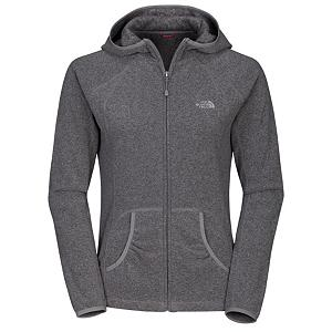 Snowboard The North Face TKA 100 Masonic Womens Hoodie - The North Face TKA 100 Texture Masonic Hoodie is designed with a lightweight, soft fleece, the TKA 100 Masonic Hoodie is an easy zip-up layer for women to sport on an active day. With slight touches of ruching along the split kangaroo pocket on the front, this stylish, feminine full zip hoodie incorporates modern design lines for the contemporary athlete. Featuring a feminim shape and perfect warmth The North Face TKA 100 Texture Masonic Hoodie will be your favorite go to jacket. Features: Modern design lines, Zip hoodie with kangaroo pocket, Thumb holes. Insulation Weight: 100g, Hood Type: Fixed, Material: Polyester, Fleece Weight: Mid, Category: Mid-Weight, Hood: Yes, Warranty: Lifetime, Battery Heated: No, Closure Type: Hooded, Wind Protection: No, Type: Hoodies, Material: Fleece, Pockets: 1-2, Wicking Properties: No, Sleeve Type: Long Sleeve, Water Resistant: No, Model Year: 2013, Product ID: 268732, Shipping Restriction: This item is not available for shipment outside of the United States. - $55.99