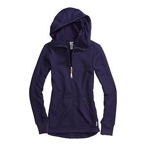 Snowboard Burton Hangover Womens Hoodie - Late nights, hanging with questionable people, and a blur the next morning is all just a part of the game. It's alright, just throw up the oversized hood and ride it out with the Burton Hangover Hoodie. The Hangover is constructed with DRYRIDE Thermex Sweater Fleece which is highly breathable, quick-drying, and warm. The DRYRIDE Thermex fleece provides the core insulation while transporting heat-robbing moisture away from your First Layer to keep you dry from the inside out. The signature fit with slightly longer body keeps things mobile so you can tweak it out. Oversized hood lets you go low-pro like a ninja. Shove your hands into the Kangaroo Handwarmer Pockets for extra warmth or use them to store your stashables. Ribbed cuffs give you a more snug fit so your sleeves won't ride up on you. The walk of shame has never been more awesome. . Hood Type: Fixed, Material: DRYRIDE Thermex Sweater Fleece, Hood: Yes, Warranty: One Year, Battery Heated: No, Closure Type: Full Zip Top, Wind Protection: Yes, Type: Hoodies, Material: Fleece, Pockets: 1-2, Wicking Properties: Yes, Sleeve Type: Long Sleeve, Water Resistant: No, Model Year: 2013, Product ID: 288765, Shipping Restriction: This item is not available for shipment outside of the United States. - $56.93
