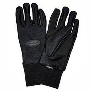 Snowboard Seirus All Weather Womens Gloves - As far as gloves go, this is the only sport glove you will need. The Seirus All Weather Womens Glove is an weather shield glove. A soft shell glove, the All Weather features a 4-way stretch All Weather tri-laminate sandwiched between an outer shell and a fleece lining for warmth; it's seams are not sealed. The outer nylon layer is tough yet flexible to allow complete dexterity and it's fleece inner face is soft and warm against your skin. It's durable abrasion resistant palm gives you an excellent grip while the knit cuffs keep out cold and retain heat. The design has made this glove the warmest, the lightest in weight and desired for activities such as biking, driving, water sports and the snow. Features: Four way stretch material, Tri laminate fabric. Removable Liner: No, Material: Fleece, Warranty: One Year, Battery Heated: No, Race: No, Type: Glove, Use: Ski/Snowboard, Wristguards: No, Glove Outer Fabric: Fleece, Waterproof: No, Breathable: No, Pipe Glove: No, Cuff Style: Under the cuff, Down Filled: No, Touch Screen Capable: No, Glove Quality: Good, Glove Weather Condition: Spring, Glove/Mitten Insulation: Synthetic, Model Year: 2013, Product ID: 146900, Model Number: 1425.2.0012, GTIN: 0090897115512 - $29.91