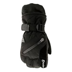 Snowboard Grandoe Tundra Womens Ski Womens Ski Gloves - When you need a tough glove to withstand the winter elements, the Tundra glove will do the trick. The Tundra is a sleek, form fitting, warm and comfortable glove. This durable glove by Grandoe is part of the V6 comfort collection. This means that it not only will keep you warm and toasty when you are out there skiing or performing other snow related activities, but it will keep you comfortable while doing so. The Tundra gloves are made with 6 variable comfort zones. They also have a stash pocket as well as a Dri-Gard waterproof and breathable insert. . Removable Liner: No, Material: GX4 and MicroVortex, Warranty: One Year, Battery Heated: No, Race: No, Type: Glove, Use: Ski/Snowboard, Wristguards: No, Outer Material: Nylon, Waterproof: Yes, Breathable: Yes, Pipe Glove: No, Cuff Style: Over the cuff, Down Filled: No, Model Year: 2012, Product ID: 245594 - $49.98