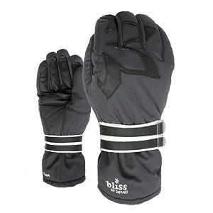 Snowboard Level Oasis Womens Ski Womens Gloves - A stylish and functional glove to wear when hitting the slopes is none other than the Level Oasis Womens Ski Gloves. Designed to keep your hands cozy and comfy, they have a Primaloft Insulation that is water repellent and won't hold water. The warm and soft feeling Primaloft has excellent breathability. Its Membra-Term Plus Membrane insert also offers incredible water resistance and optimizes warmth and comfort by keeping the hands dry. For the lady conscious of her on-the-slope style with the desire to stay warm and dry, the Level Oasis Ski Gloves is the perfect option for you. . Removable Liner: No, Material: Leather Palm, Warranty: Other, Battery Heated: No, Race: No, Type: Glove, Use: Ski/Snowboard, Wristguards: No, Outer Material: Leather, Waterproof: No, Breathable: Yes, Pipe Glove: No, Cuff Style: Under the cuff, Down Filled: No, Touch Screen Capable: No, Model Year: 2012, Product ID: 250316 - $49.98