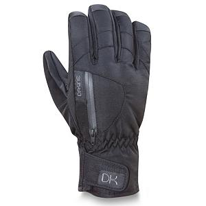 Snowboard Dakine Sequoia Short Womens Gloves - The Dakine Sequoia Short Gloves are packed full of features to help make your time on the mountain a comfortable and warm one. Starting with its Nylon/Poly Shell with DWR Treatment, you'll have excellent protection against moisture and cold weather. The Durable Water Repellent helps keep the wintry mixture on the outside. With a GoreTex Insert you'll have the best in breathability and waterproofing to ensure your hands stay dry and comfortable. There's a small pocket on the outside to hold something small and important - maybe a key, maybe some Chapstick, and an internal heat pack pocket for glove warmers when those temperatures hit the frigid mark. You'll be able to wipe down the goggles and your nose if necessary with the nose and goggle wipe thumb panels. The Dakine Sequoia Short Gloves are a solid pair of gloves that are warm, comfy and cozy. Features: Internal Heat Pack Pocket, Nose and Goggle Wipe Thumb Panels, Gore Tex Insert. Removable Liner: No, Material: Nylon/Poly with DWR Treatment, Warranty: Lifetime, Battery Heated: No, Race: No, Type: Glove, Use: Ski/Snowboard, Wristguards: No, Glove Outer Fabric: Nylon, Waterproof: Yes, Breathable: Yes, Pipe Glove: No, Cuff Style: Under the cuff, Down Filled: No, Touch Screen Capable: No, Glove Quality: Better, Glove Weather Condition: Average, Glove/Mitten Insulation: Synthetic, Model Year: 2012, Product ID: 273099, Model Number: 1100361 001 XS, GTIN: 0610934661262 - $44.94