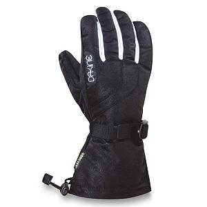 Snowboard Dakine Omni Womens Ski Womens Gloves - When you wear the Dakine Omni Ski Gloves you'll know you have a high-quality glove that is built to last some of the harshest conditions on the mountain. Its Gore Tex Insert ensures high waterproof rating and breathability. This insert also prevents moisture from seeping in and even removing the moisture from inside to help keep your hands as dry and comfortable as possible. The high loft insulation resists moisture in wet conditions and helps hold the heat inside so that your fingers and palm remains toasty warm. You'll have a Rubbertec Palm to ensure a solid grip on poles or the board and One Hand Cinch Gauntlet to make tightening up the gloves a breeze. Nose and Goggle Wipe Thumb Panels helps keep your nose and goggles clear and an internal heat pack pocket is the perfect place to stash a glove warmer on those icy cold winter days. Check out the styles of the Dakine Omni Ski Gloves and look good and feel comfy the next time you head out to the slopes. Features: Nose and Goggle Thumb Wipe, Internal Heat Pack Pocket. Removable Liner: No, Material: Finished with DWR treatment, Warranty: Lifetime, Battery Heated: No, Race: No, Type: Glove, Use: Ski/Snowboard, Wristguards: No, Outer Material: Nylon, Waterproof: Yes, Breathable: Yes, Cuff Style: Over the cuff, Down Filled: No, Touch Screen Capable: No, Model Year: 2012, Product ID: 273516, Pipe Glove: No - $39.94