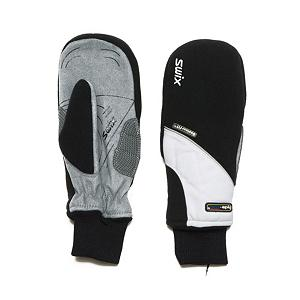 Snowboard Swix Gore Fleet Womens Mittens - The Swix Gore Fleet Womens Mittens are for the lady who wants comfort and breathablity. Featuring Swix Shock-Eze with impact zone palm accent padding with pleated memory foam and gel construction to keep handsprotected. Hydra-Vent a SWIX 3-Layer membrane that works to promote waterproof and breathable performance, keeping hands dry and comfortable even in the most severe conditions. Ladies who are looking for a mitten that will provide tremendous warmth and comfort. The Swix Gore Fleet Womens Mittens are a solid choice. . Removable Liner: No, Material: Gore Windstopper Fleece, Warranty: One Year, Battery Heated: No, Race: No, Type: Mitten, Use: Ski/Snowboard, Wristguards: No, Outer Material: Fleece, Waterproof: Yes, Breathable: Yes, Pipe Glove: No, Cuff Style: Under the cuff, Down Filled: No, Touch Screen Capable: No, Model Year: 2013, Product ID: 285226 - $44.95