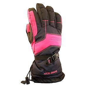 Snowboard Gordini Da Gore Goose IV Womens Gloves - When you wear a pair of the Gordini Da Gore Goose IV Ski Gloves you have warmth and comfort literally at your fingertips. Made with a durable and reliable heavy denier fabric and 3 layer thermal ply you'll stay protected from the wintry elements that you have to deal with when enjoying your day skiing. Ensuring that your hands and fingers remain cozy is a Naturaloft Insulation Package. This means that you have a 600 fill power of 70% goose down and a 30% waterfowl feathers on back of the hand to help trap the heat inside. Megaloft Insulation on the palm side adds to the overall warmth and comfort of these gloves. What this insulation package offers is some of the warmest gloves out there. But when hands warm up they tend to sweat a bit which is why you'll happy to know that the Gore-Tex insert is breathable allowing moisture to leave the gloves but also making sure that the exterior precipitation doesn't enter the glove. Sturdy and strong and made for the skier that wants to feel warm and comfy when they're hitting the slopes, the Gordini Da Gore Goose IV Ski Gloves are perfect for you. Features: Nose Wipe. Warranty: One Year, Touch Screen Capable: No, Model Year: 2013, Product ID: 288439, Down Filled: Yes, Cuff Style: Over the cuff, Pipe Glove: No, Breathable: Yes, Waterproof: Yes, Outer Material: Nylon, Wristguards: No, Use: Ski/Snowboard, Type: Glove, Race: No, Material: Heavy Denier Fabric and 3 Layer Thermal Ply, Removable Liner: No, Battery Heated: No - $49.91