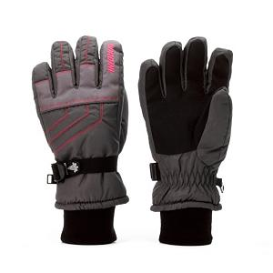Snowboard Gordini Ultra Dri-Max VII Womens Ski Gloves - The Gordini Ultra Dri-Max VII Womens Ski Gloves are great for keeping your hands feeling warm when you're out on the mountain. And how do they keep warm? Well, you'll have Megaloft Insulation keeping the heat trapped inside as well as a Hydrowick Moisture Management System helping to move the sweat and moisture away from your hands so they stay dry and comfortable too. A Dri-Max Waterproof Insert will protect you against the precipitation trying to seep inside the gloves. With fleece cuff and wrist strap closure, the Gordini Ultra Dri-Max VII Womens Ski Gloves are comfortable and great for any day out on the mountain. Features: Wrist Strap Closure. Removable Liner: No, Material: Mini Ripstop and Polytex, Warranty: One Year, Battery Heated: No, Race: No, Type: Glove, Use: Ski/Snowboard, Wristguards: No, Outer Material: Nylon, Waterproof: Yes, Breathable: Yes, Pipe Glove: No, Cuff Style: Under the cuff, Down Filled: No, Model Year: 2013, Product ID: 288463 - $25.00