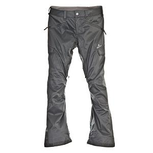 Snowboard Burton Indulgence Womens Snowboard Pants - The slim fitting stylish Burton Indulgence Snowboard Pants are as comfy as they are cozy and they'll keep you warm and dry even when the cold temps and snow whips around the mountain. With Stretch 360, you'll have a four-way stretch so that no matter how much twisting and turning you do on the mountain, you won't feel all bunched up. With thigh vents, you can keep cool even when you're sweating at your highest performance level. It's a killer cool down helps make these pants one of the great choices for the riding season. Of course not every adventure is going to be a blue sky beauty of a day which is why Burton designed the Indulgence Pants with DryRide 2L. You'll have a micro-porous coating applied directly to the backside of the DWR-Finished outer fabric providing waterproof/breathable performance. . Full Zip Sides: No, Suspenders: None, Articulated Knee: No, Low Rise: Yes, Warranty: Lifetime, Waist: Beltloops, GTIN: 0885197876337, Model Number: 253812-133XS, Model Year: 2012, Pockets: 5-6, Lining Material: Stretch Taffeta Lining, Cut: Slim, Type: Shell, Use: Snowboard, Breathability: Moderate Breathability (4000g-8999g), Waterproof: Moderately Waterproof (5000mm-19,999mm), Race: No, Thigh Zip Venting: Yes, Breathability Rating: 5,000g, Waterproof Rating: 10,000mm, Taped Seams: None, Insulation Weight: N/A, Softshell: No, Exterior Material: DRYRIDE Durashell, Shipping Restriction: This item is not available for shipment outside of the United States., Product ID: 241468 - $59.91