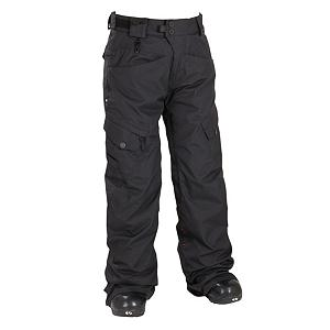 Snowboard 686 Smarty Original Cargo Womens Snowboard Pants - The 686 Smarty Original Cargo Snowboard Pants are comfy, cozy and versatile in a variety of riding conditions. For those frigid winter days you can keep the 100% Poly Brushed Tricot Microfleece in so you can stay very warm or remove it on those late-Spring snowboarding adventures so you don't overheat. Utilizing InfiDRY Technology you'll be comfortable in temperatures ranging from zero to thirty-two degrees. This technology also helps moisture move out while maintaining its waterproof and breathable properties. Bottom line: you'll be dry and comfortable all day. There are plenty of pockets to keep the necessities nearby including a must-stache pocket inside the pants to hide the small and discreet items. The 686 Smarty Original Cargo Snowboard Pants are a great pair of pants for all around snowboarding when comfort and style are required. . Exterior Material: 100% Nylon Oxford, Softshell: No, Insulation Weight: N/A, Taped Seams: Fully Taped, Waterproof Rating: 15,000mm, Breathability Rating: 10,000g, Full Zip Sides: No, Thigh Zip Venting: Yes, Suspenders: None, Articulated Knee: No, Low Rise: No, Warranty: One Year, Race: No, Waterproof: Moderately Waterproof (5000mm-19,999mm), Breathability: High Breathability (9000g-15,000g), Use: Snowboard, Type: 3-in-1, Cut: Regular, Lining Material: 100% Nylon Taffeta, Waist: Beltloops, Pockets: 5-6, Model Year: 2012, Product ID: 266183 - $129.99