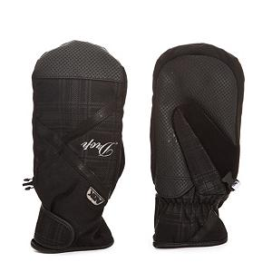 Snowboard Drop Precious II Womens Mittens - The Drop Precious II Mittens will keep your fingers nice and toasty warm all winter long. The Aquabloc Technology Drop uses allows the Precious II to be waterproof, windproof, and breathable. A moisture wicking microfleece lining keeps your fingers feeling cozy and provides the technical properties necessary to keep you dry as well. A Velcro closure system makes these under the cuff mittens easy to cinch down around your wrist keeping the cold and snow out. . Removable Liner: No, Material: DP stretch twill, Warranty: One Year, Battery Heated: No, Race: No, Type: Mitten, Use: Ski/Snowboard, Wristguards: No, Outer Material: Nylon, Waterproof: Yes, Breathable: Yes, Pipe Glove: No, Cuff Style: Under the cuff, Down Filled: No, Touch Screen Capable: No, Model Year: 2011, Product ID: 240472 - $29.99