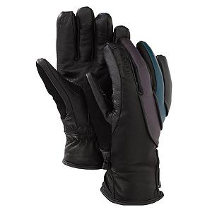 Snowboard Burton Veda Womens Gloves - The Burton Veda Snowboard Gloves will keep your hands comfortable and warm even when the temperatures at below the zero degree mark. Designed with 3M Thinsulate, you'll have a non-bulky insulation that is breathable and water-resistant so that you can toasty warm hands on those coldest of cold days. Made with GORE-TEX, this waterproof and breathable membrane is lightweight and will help keep your hands dry by preventing any precipitation from seeping while also having enough breathability to allow some sweat to be removed and ensuring warmer hands. A Gnar Guard Leather Shell is also waterproof and breathable while remaining very durable and tough. You'll have a great grip and feel as well as flexibility. TouchTec Enabled Leather allows you to check everything from the weather to the latest status updates as well as texts and emails on your smart phone without having to remove your gloves. You'll be able to use a touchscreen phone as if you weren't wearing gloves. Combat the cold and feel warm, comfy and cozy all day as you're shredding the mountain and slaying rails in the park with the Burton Veda Snowboard Gloves. . Removable Liner: No, Material: Gnar Guard Leather Shell, Warranty: One Year, Battery Heated: No, Race: No, Type: Glove, Use: Ski/Snowboard, Wristguards: No, Outer Material: Leather, Waterproof: Yes, Breathable: Yes, Pipe Glove: No, Cuff Style: Under the cuff, Down Filled: No, Touch Screen Capable: No, Weight: Not Specified, Model Year: 2013, Product ID: 288711, Shipping Restriction: This item is not available for shipment outside of the United States., Model Number: 275627-002S, GTIN: 0886057808994 - $59.91