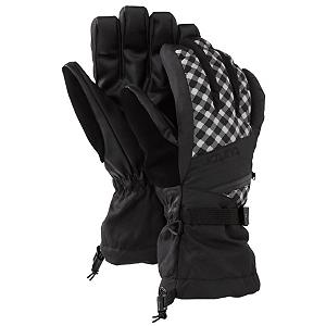 Snowboard Burton GORE-TEX Womens Gloves - The Burton GORE-TEX Womens Snowboard Gloves are packed with tons of features to keep those hands warm, dry and comfortable as you're tearing it up on the mountain. Designed with DRYRIDE Ultrashell you'll have a breathable fabric on the exterior and a GORE-TEX Membrane to ensure you have plenty of protection against wind and water. The Thermacore Insulation will help trap the heat inside the gloves while ensuring that you still have plenty of mobility in your hands. A removable 4-Way Stretch DRYRIDE Thermex Liner is quick-drying and is great at wicking away moisture plus you can use it separately on those much warmer ski days. For added comfort, the Burton GORE-TEX Snowboard Gloves have a pre-curved ergonomic fit. Versatility, durability and comfort and all things you can count on when you ride with the Burton GORE-TEX Womens Snowboard Gloves. Features: Ergonomic Pre-Curved Fit, Hidden Heater/Vent Pocket. Removable Liner: Yes, Material: DRYRIDE Ultrashell 2-Layer Fabric, Warranty: One Year, Battery Heated: No, Race: No, Type: Glove, Use: Ski/Snowboard, Wristguards: No, Outer Material: Nylon, Waterproof: Yes, Breathable: Yes, Pipe Glove: No, Cuff Style: Over the cuff, Down Filled: No, Touch Screen Capable: No, Weight: Not Specified, Model Year: 2013, Product ID: 289420, Shipping Restriction: This item is not available for shipment outside of the United States. - $34.97